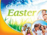 view the PowerPoint Template Circles Easter