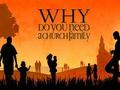 view the PowerPoint Template Church Family