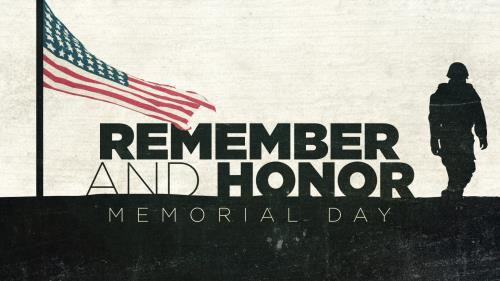 view the Video Illustration Remember And Honor (Memorial Day)