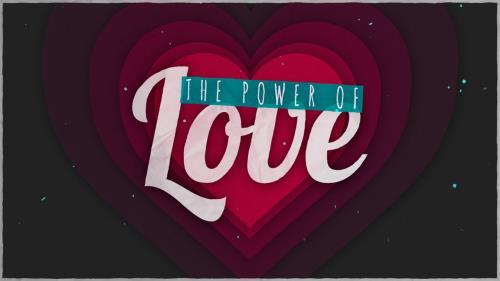 view the Video Illustration The Power Of Love