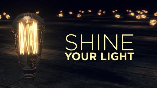 view the Video Illustration Shine Your Light