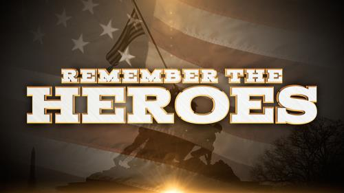 media Remember The Heroes (Memorial Day)