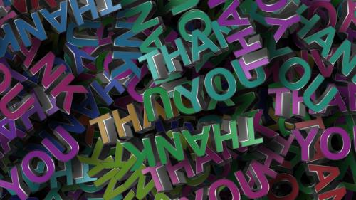 view the Image Thank You Banner