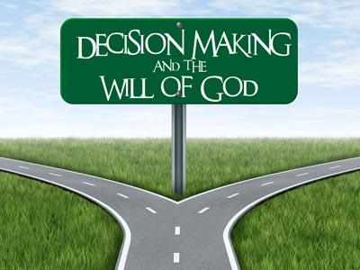 media Decision  Making And The  Will Of  God