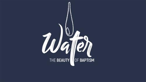 media Water: The Beauty Of Baptism