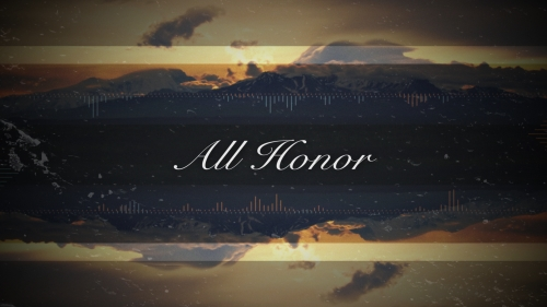 view the Worship Music Video All Honor
