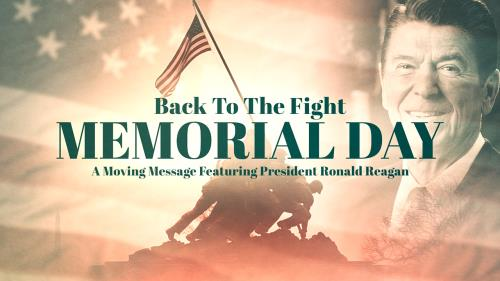 media Back To The Fight (Memorial Day)