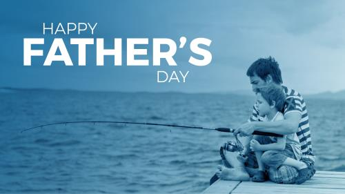 view the PowerPoint Template Happy Father's Day