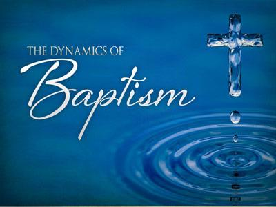 media Dynamics Of  Baptism