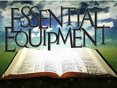 media Essential  Equipment  Bible