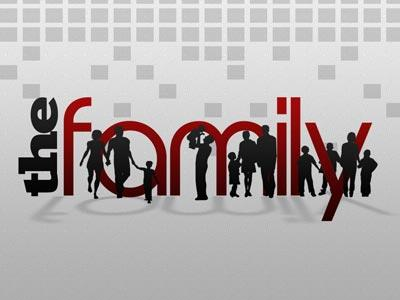 media Family  Silhouettes