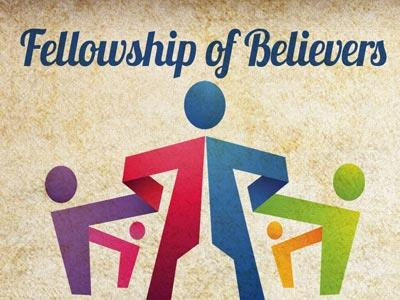 view the PowerPoint Template Fellowship Of  Believers