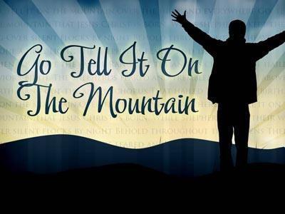 media Go Tell It On The Mountain With Lyrics