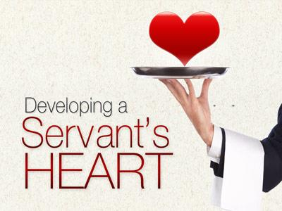 media Heart Of A  Servant